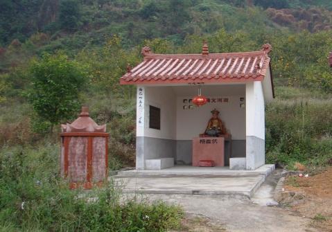 闽南宫庙记略(75):伏盖格宫 - 老陶 - 闽南民俗、风物