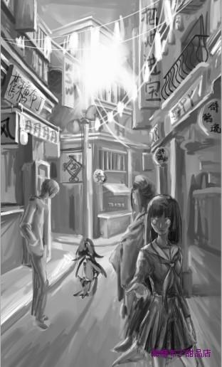 地狱少女无限漫延 - 焦糖布丁 -