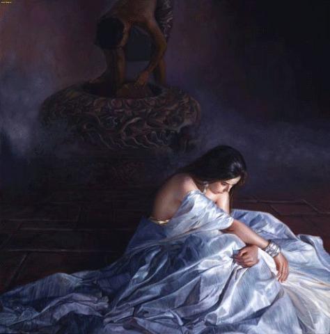 影子〔诗歌〕 - 梅儿 - 梅儿心语