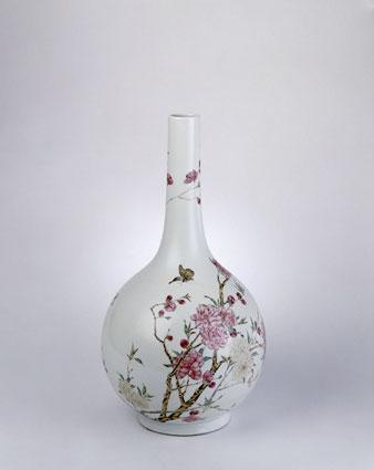 粉彩瓷器 - 杰子 - 杰子的博客