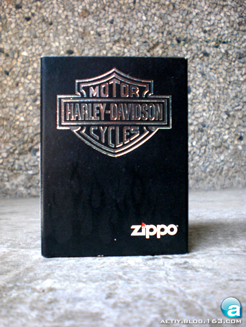 我的Zippo - 潘少 - Aetiy Pan-Blog