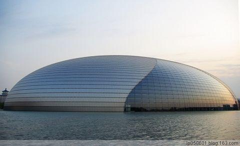 国庆北京游---国家大剧院 - 时代顽童 - lp050601的博客