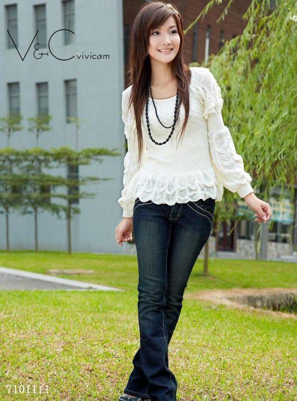 美丽毛衣 - pei-yong-mei - pei-yong-mei的博客
