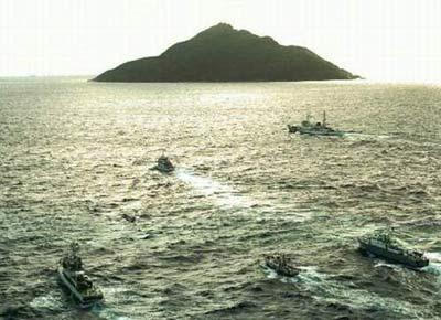 中国船长詹其雄已将日本政府告上国际法庭