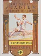 历届奥运会海报 - 一叶知秋 - 一叶知秋