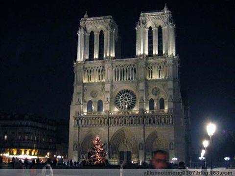 法国巴黎——我的梦 - 梦女孩 - 一帘幽梦