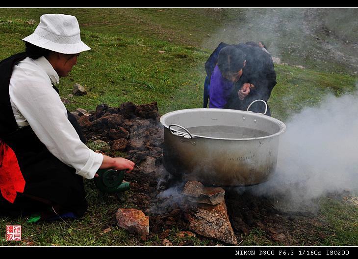 【原摄】祭山亲临记--祭山准备(16P) - 加贝先生 - 加贝先生的博客