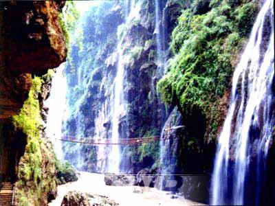 中国最美的十大瀑布 - Dengdefa看图说话 - 三分天注定,七分靠打拼,爱拼才会赢!