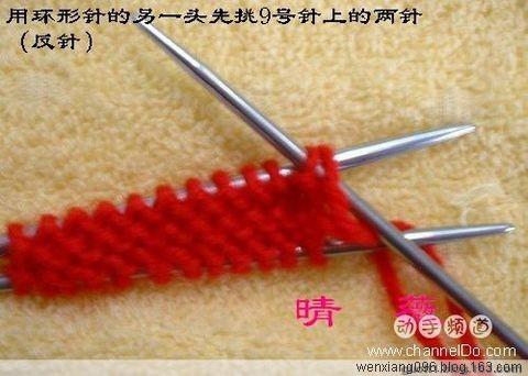 08年10月16日  新式双螺纹起针 - wenxiang096 - 闻香的博客