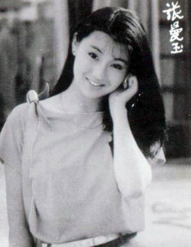 张曼玉:年轻时的张曼玉,跟现在成熟的样子完全不同,各有各的韵味
