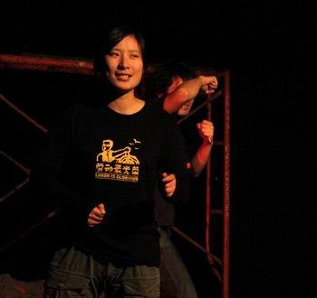 [现场] 上海_秋收季节《我们的世界 我们的梦想》 - 大恒 - 孙恒的博客