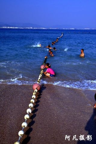 跟我游海南-美丽三亚 浪漫天涯之西岛潜水基地 - 阿凡提 - 阿凡提的新疆生活