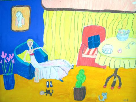[原]2007春季理想艺术工作室优秀作品选2 - 点时画室 - 襄樊市点时视觉艺术培训学校