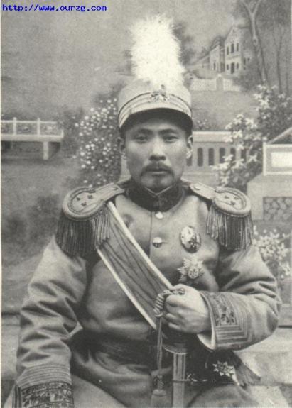 北洋政府七巨头之段祺瑞 - 阿德 - 图说北京(阿德摄影)BLOG
