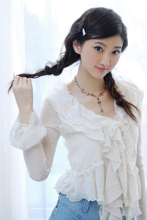 (靓丽女星)引用 中国靓妹 清纯景甜 - 倩女楼兰 - 倩女楼兰
