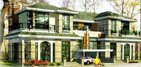 别墅设计 - 飘  逸 - 飘---逸