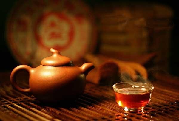 七律 诗香茶韵 (坡底韵) 和暮秋斜阳兄 - 一掬茗香 - 一掬茗香的博客