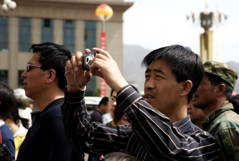 张家口晚报第三届汽车文化展 - 菜鸟 - 菜鸟