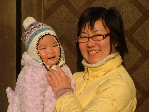 我的第一个元旦假日(一)——2009 - 宸欢 - 张宸欢的网家家