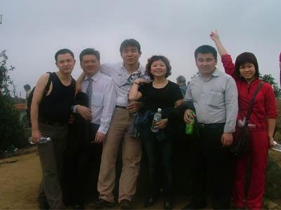 照片掩映一个广告传播团队的传奇 - 陈亮企业品牌传播 - 营销咨询猛将 陈亮 陈亮
