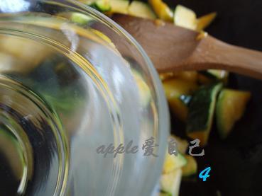 健康美味:可以放开肚子吃的咸蛋南瓜 - 可可西里 - 可可西里