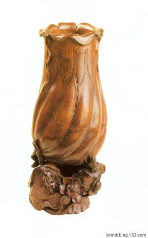 竹雕 - 英子 - 梦回故里