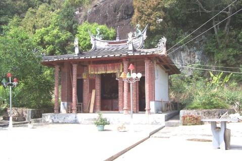 闽南宫庙记略(66):岵山白云岩 - 老陶e - 闽南民俗、风物