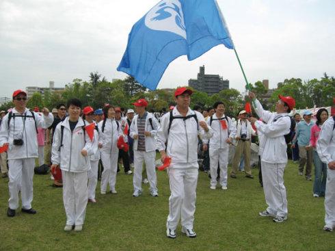 【原创】我亲历的日韩两国的徒步走 - 后皇嘉树 - 后皇嘉树