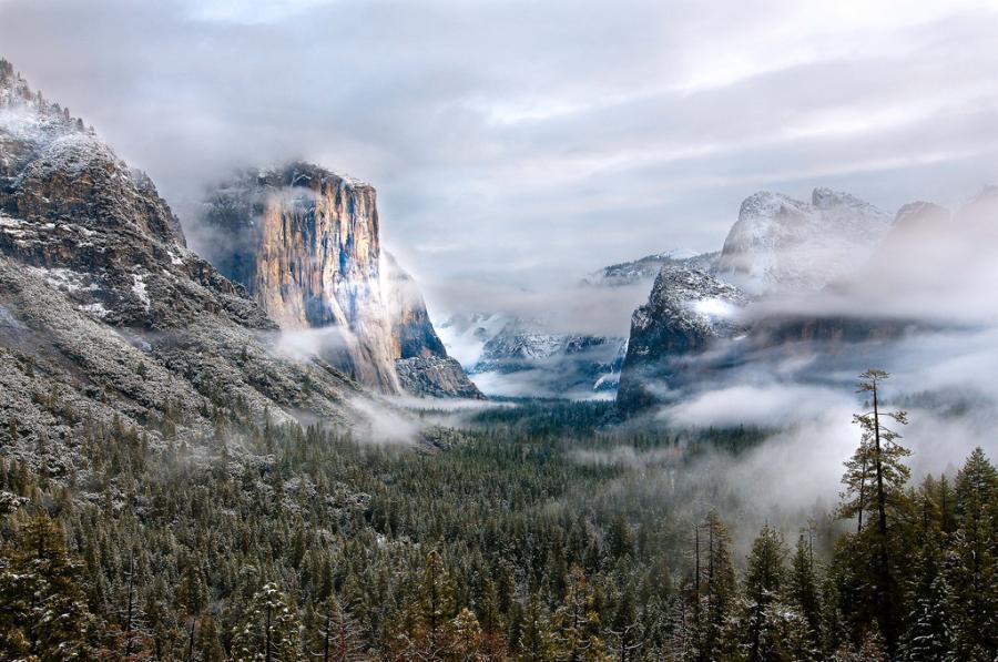 唯美图片:迷人的风景摄影照片(净化你的眼球) - 云雾青山 - 云雾青山
