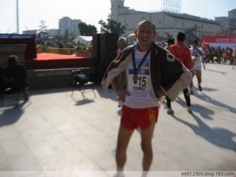 到上海参加国际马拉松 - 天马 - 我的博客