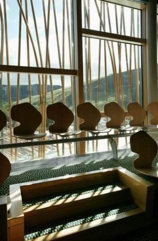 西班牙建筑大师恩瑞克·米拉莱斯(Enric Miralles) - 天高.我翔 - 艺术世界