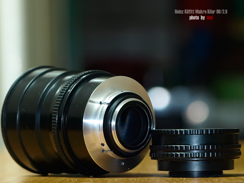 CANON 135MM F2 PL-mount电影镜 改 M42 - emi007 - emi-channel