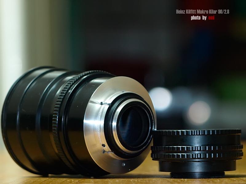 CANON 135MM F2 PL-mount电影镜 改 M42 - emi007 - emi-channel