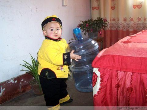 快乐春节(宝宝写真) - 圣修乐园 - 圣修乐园