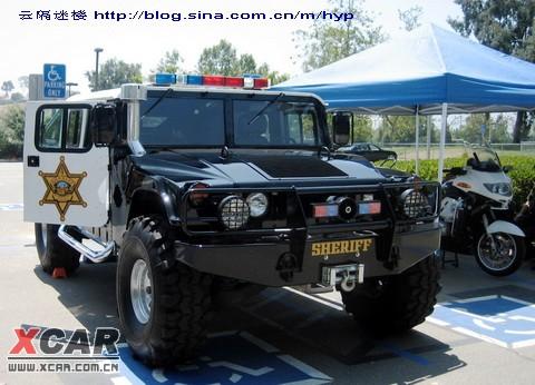 最豪华的警车[图] - 听雪 - 听雪。。。的声音