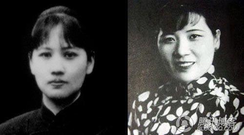 ] 宋庆龄宋美龄两姐妹美丽大比拼《组图》  - 空谷幽兰 - 空谷幽兰的博客