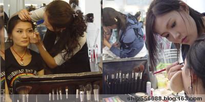 彩妆课堂 - 妙笔生花 - 冀洲化妆造型工作室