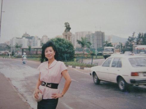 段琪桂的正气篇之六--我与博友 - 永远中国心 - 爱国华裔企业家段琪桂女士的千古奇冤