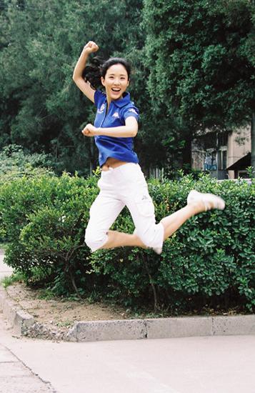 《丁家有女喜洋洋》全体演员预祝2008奥运成功! - rain.911 - 颜丹晨的博客