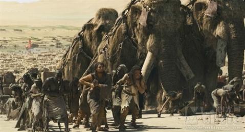 史前一万年图片