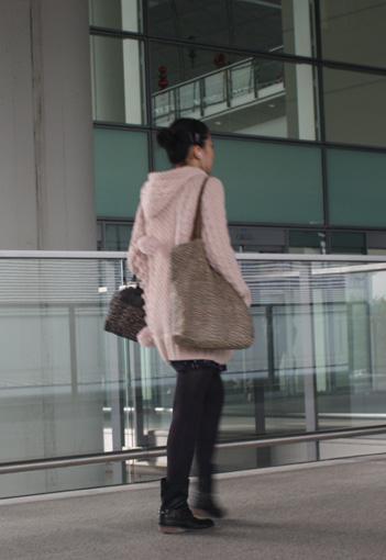 香港冬日酷装(组图) - 徐铁人 - 徐铁人的博客