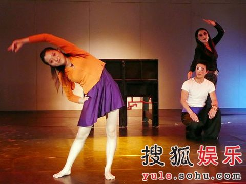 媒体们对《谁》的报道——现代实验舞台艺术的亲身践行3(原创) - 使者--李堂吉诃德白 - 中国舞蹈联盟系列博客 ——说舞