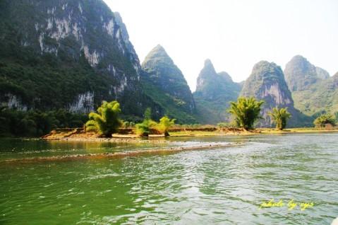 [原创]万里迊春22--山水画廊《金缕歌》 - 自由诗 - 人文历史自然 诗词曲赋杂谈