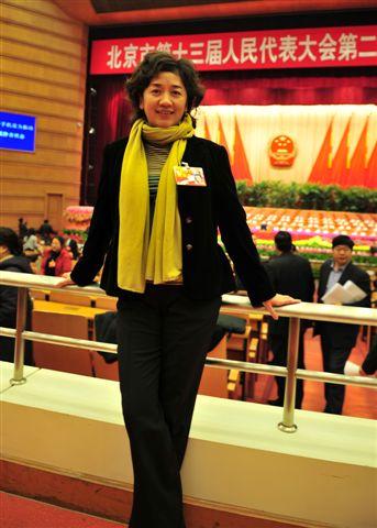 北京人大闭幕了 - 潘石屹 - 潘石屹的博客