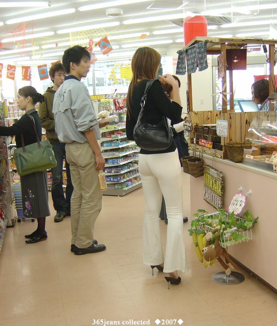 【转载】超市里购物的紧身弹性裤少妇 - l13693717003潇洒人生 - l13693717003的博客