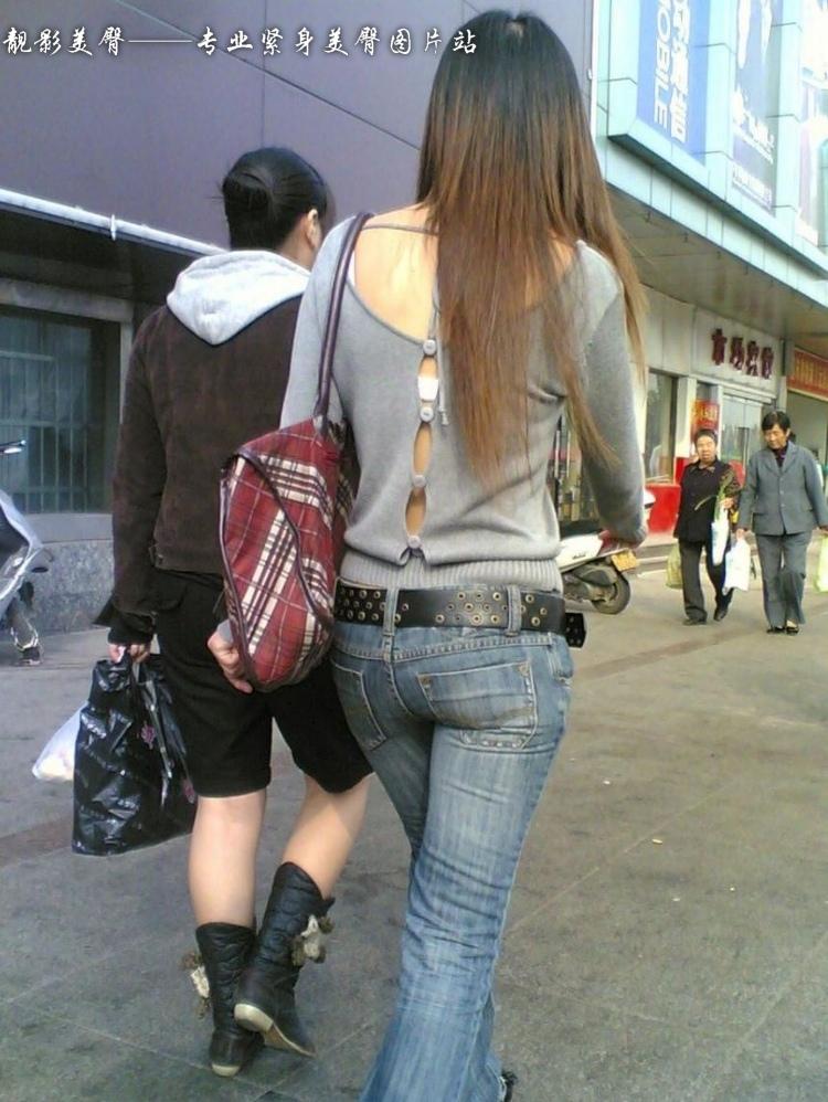 风情万种的牛仔裤少妇 - 源源 - djun.007 的博客
