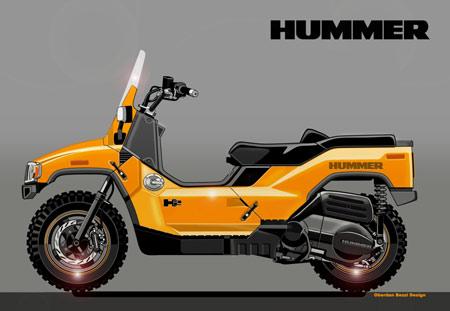 创意十足的HUMMER H2 450 - zhangdaxian199 - 大仙的小屋
