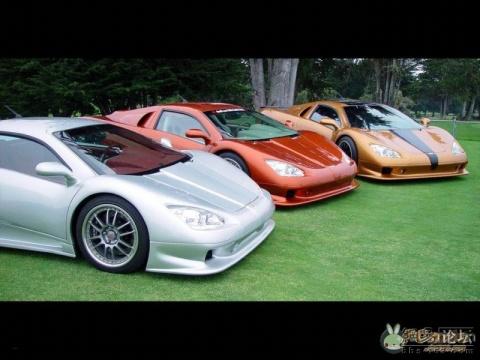 世界最快汽车排行榜高清图片