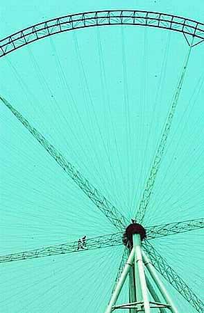 亚洲最高摩天轮将亮相郑州市游乐园 高120米
