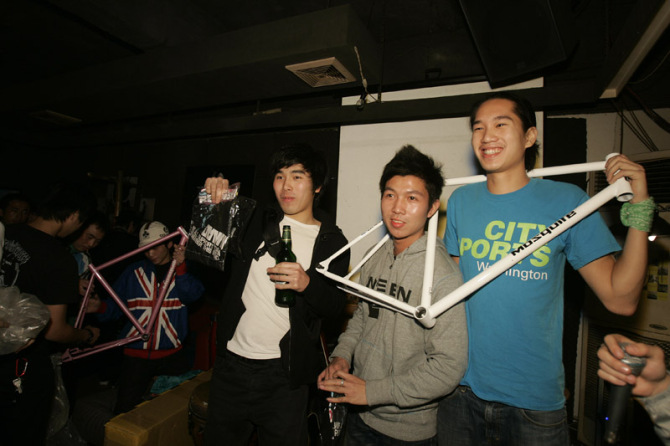 2010 GuangZhou Keep on Fixed AlleyCat Result - AndyHow - bboyandyhow的博客